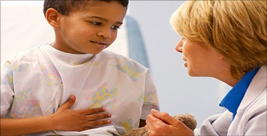 Heartburn Conditions in Children