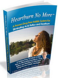 Complete guide for Heartburn